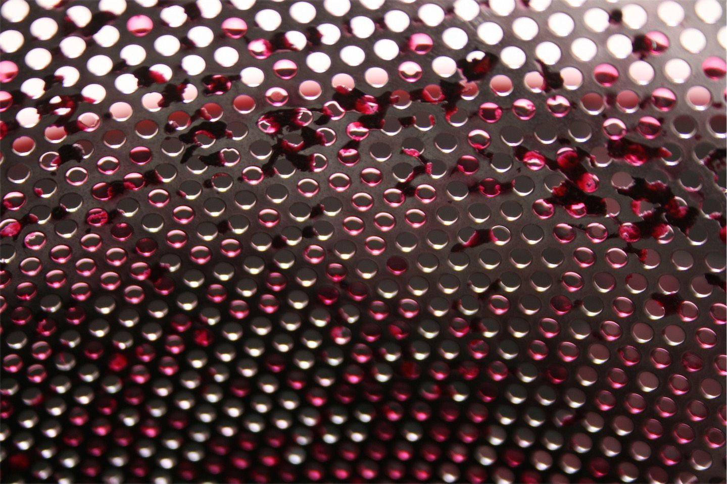 Dots Of Red Wine 1424
